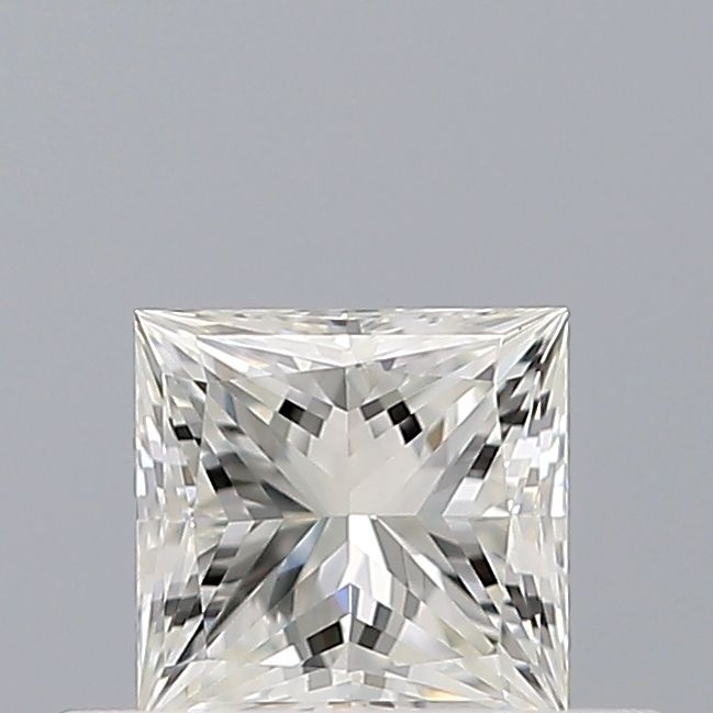 0.31 Carat Princess Loose Diamond, H, VVS2, Ideal, IGI Certified
