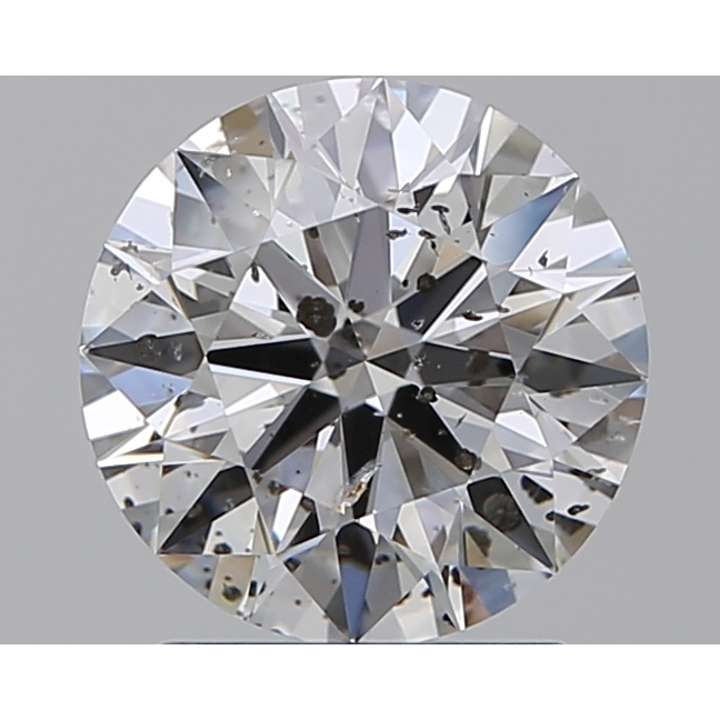 1.53 Carat Round Loose Diamond, E, SI2, Super Ideal, IGI Certified | Thumbnail