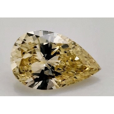 1.60 Carat Pear Loose Diamond, , I1, Excellent, GIA Certified