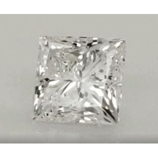 1.73 Carat Princess Loose Diamond, E, SI1, Super Ideal, GIA Certified