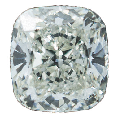 0.70 Carat Cushion Loose Diamond, I, SI1, Super Ideal, GIA Certified