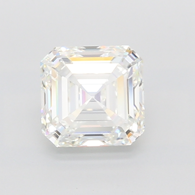 2.01 Carat Asscher Loose Diamond, I, VVS2, Super Ideal, GIA Certified