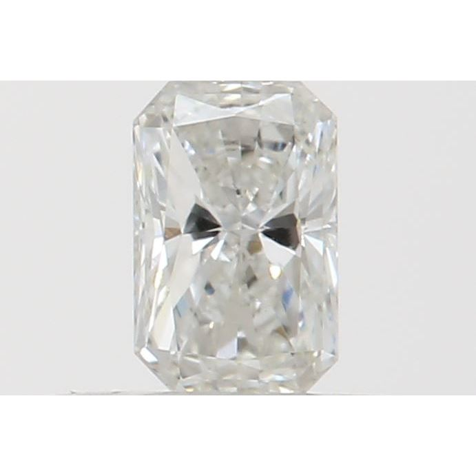 0.23 Carat Radiant Loose Diamond, H, SI1, Excellent, GIA Certified