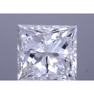 1.51 Carat Princess Loose Diamond, I, VS2, Ideal, GIA Certified