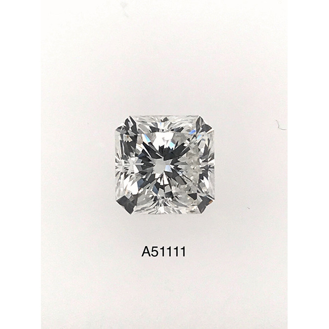 2.01 Carat Radiant Loose Diamond, G, SI1, Super Ideal, GIA Certified
