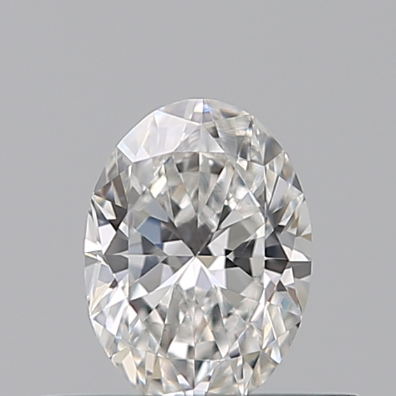 0.30 Carat Oval Loose Diamond, F, VS1, Ideal, GIA Certified