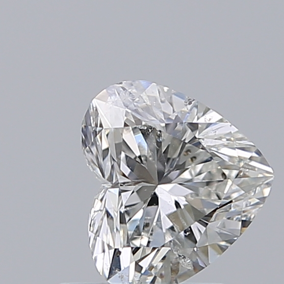 1.01 Carat Heart Loose Diamond, H, SI2, Ideal, GIA Certified