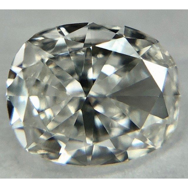 0.47 Carat Cushion Loose Diamond, I, VS2, Good, GIA Certified