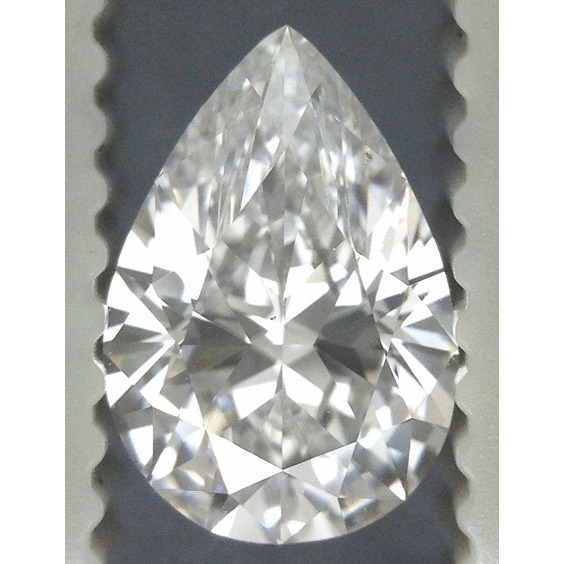 0.78 Carat Pear Loose Diamond, D, VS2, Ideal, GIA Certified
