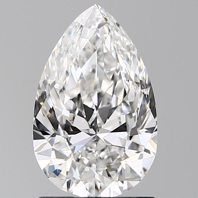 1.20 Carat Pear Loose Diamond, E, SI1, Excellent, GIA Certified