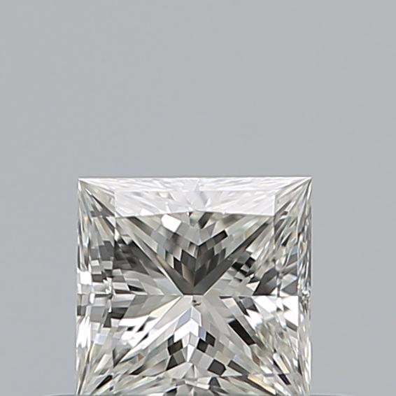 0.31 Carat Princess Loose Diamond, I, VS2, Ideal, GIA Certified