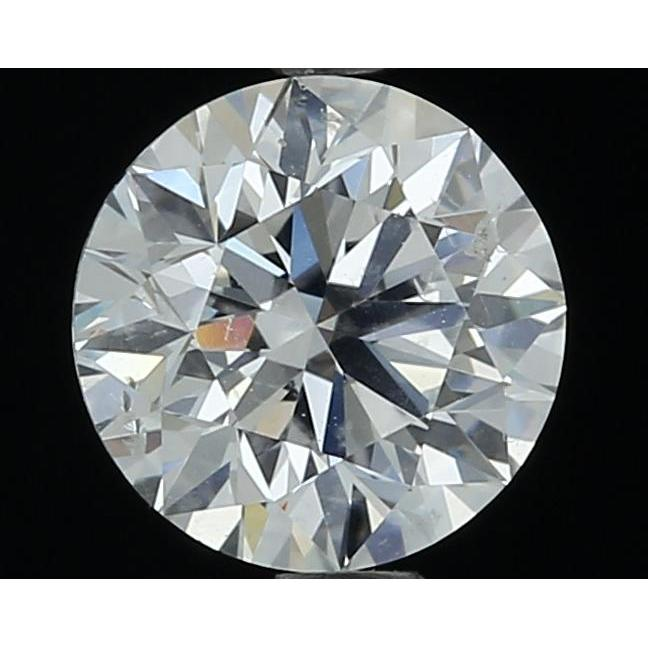 1.02 Carat Round Loose Diamond, F, SI2, Very Good, GIA Certified