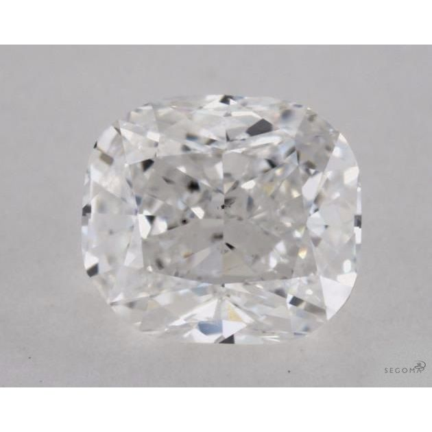 1.01 Carat Cushion Loose Diamond, E, SI1, Excellent, GIA Certified