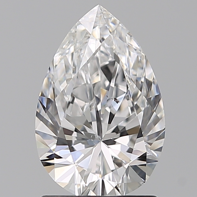 1.20 Carat Pear Loose Diamond, E, SI1, Super Ideal, GIA Certified