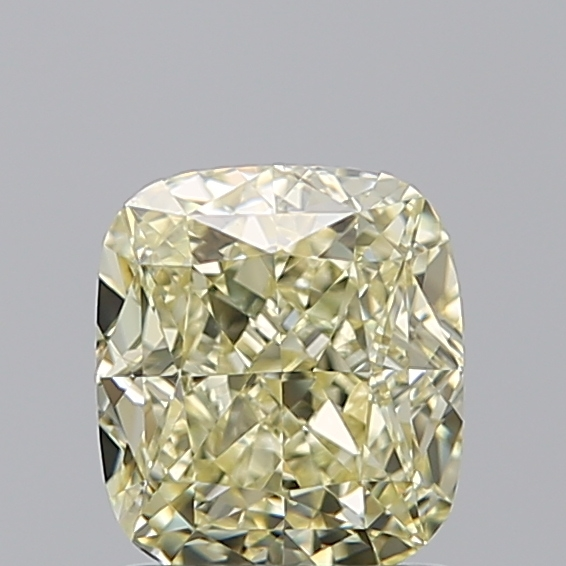 1.40 Carat Cushion Loose Diamond, W-X, SI1, Excellent, GIA Certified