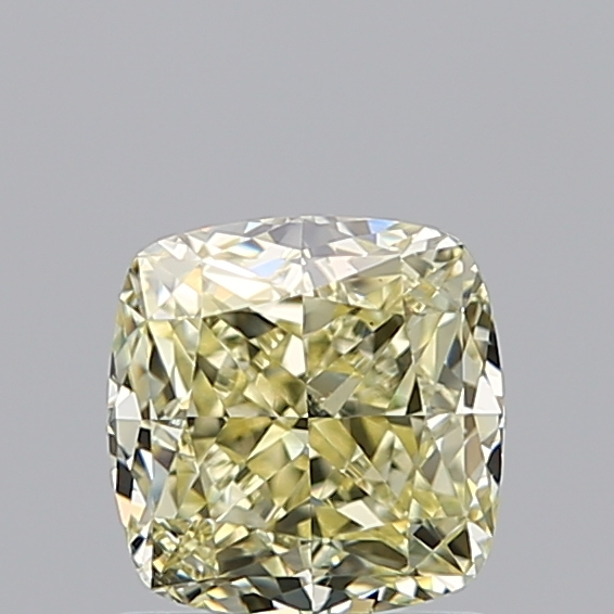 1.25 Carat Cushion Loose Diamond, FANCY, VS2, Excellent, GIA Certified