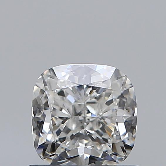0.80 Carat Cushion Loose Diamond, F, VS2, Excellent, GIA Certified