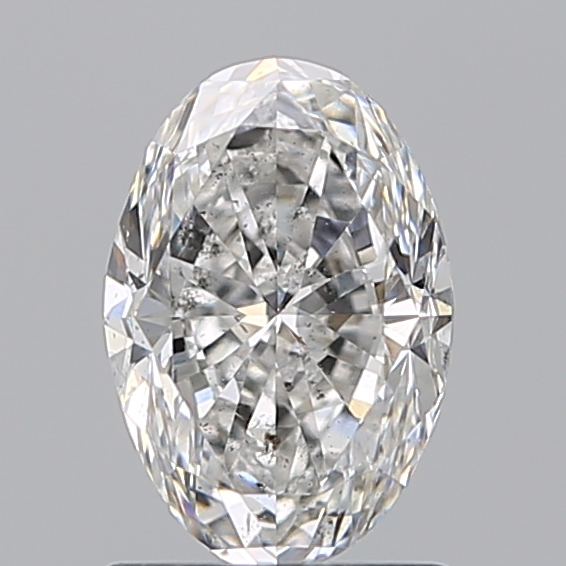 1.20 Carat Oval Loose Diamond, F, SI2, Excellent, GIA Certified