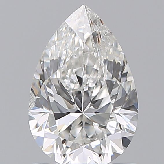 1.00 Carat Pear Loose Diamond, G, SI1, Excellent, GIA Certified