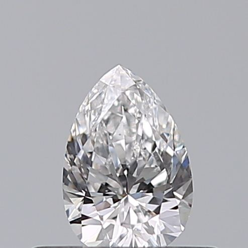 0.31 Carat Pear Loose Diamond, D, VS1, Super Ideal, GIA Certified