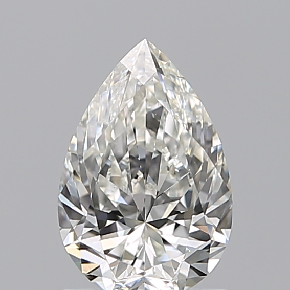 0.96 Carat Pear Loose Diamond, H, SI1, Super Ideal, GIA Certified