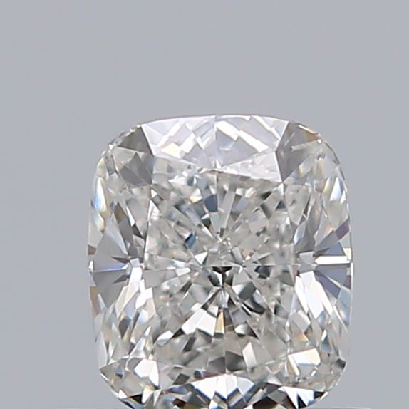 0.51 Carat Cushion Loose Diamond, H, VS1, Excellent, GIA Certified
