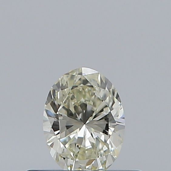 0.30 Carat Oval Loose Diamond, L, VVS1, Ideal, GIA Certified