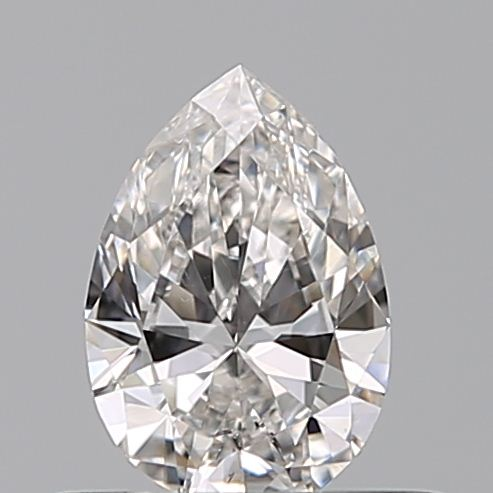 0.33 Carat Pear Loose Diamond, G, SI1, Ideal, GIA Certified | Thumbnail