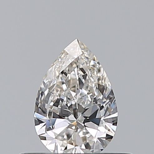 0.33 Carat Pear Loose Diamond, G, VVS1, Excellent, GIA Certified