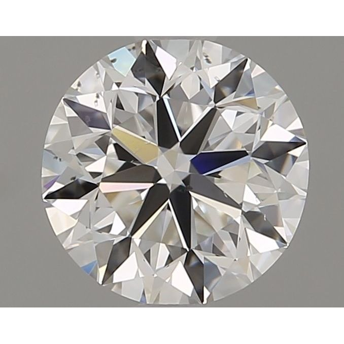1.01 Carat Round Loose Diamond, F, SI1, Excellent, GIA Certified
