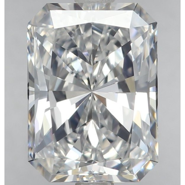 1.60 Carat Radiant Loose Diamond, F, VS1, Super Ideal, GIA Certified