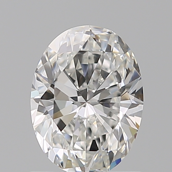 0.81 Carat Oval Loose Diamond, F, VVS1, Super Ideal, GIA Certified | Thumbnail