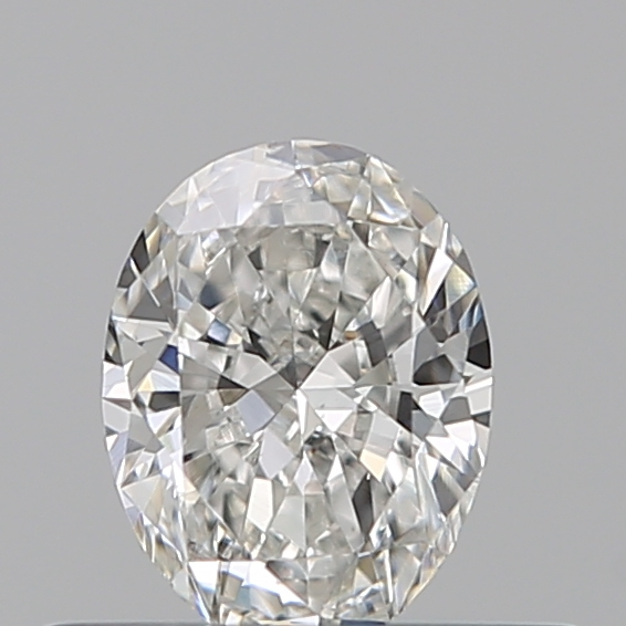 0.30 Carat Oval Loose Diamond, G, VS2, Excellent, GIA Certified