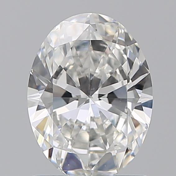0.96 Carat Oval Loose Diamond, G, VS2, Ideal, GIA Certified | Thumbnail