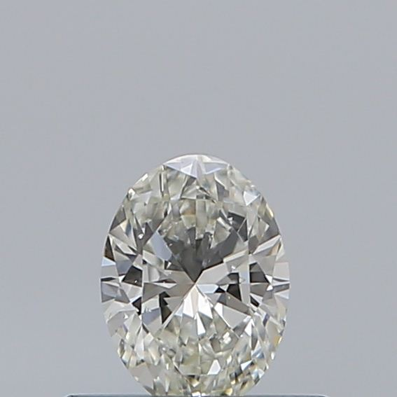 0.30 Carat Oval Loose Diamond, J, SI1, Ideal, GIA Certified | Thumbnail