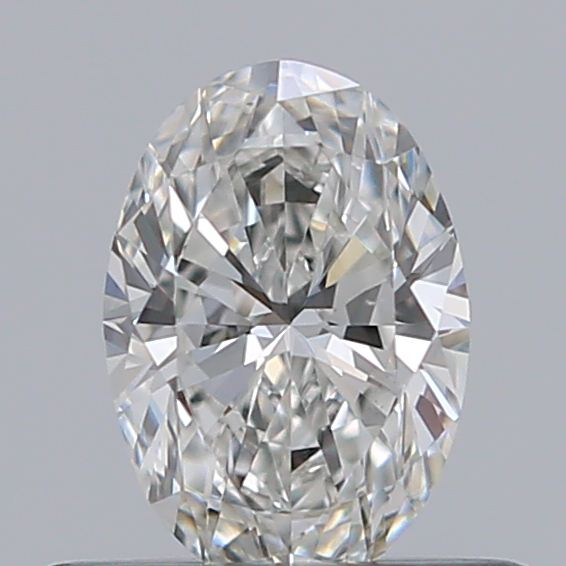 0.40 Carat Oval Loose Diamond, G, VS1, Super Ideal, GIA Certified | Thumbnail