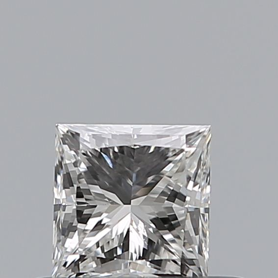 0.40 Carat Princess Loose Diamond, G, SI1, Excellent, GIA Certified | Thumbnail
