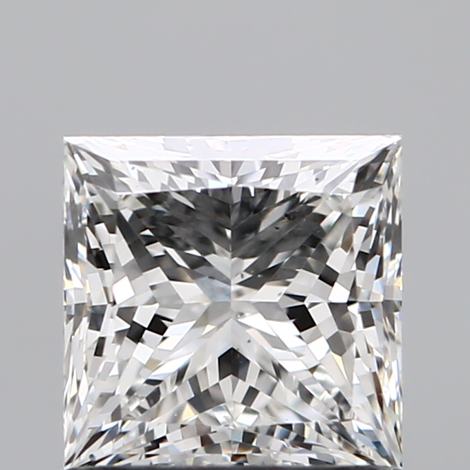 1.01 Carat Princess Loose Diamond, G, VS2, Super Ideal, GIA Certified