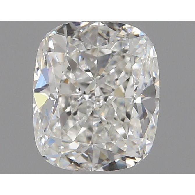 1.03 Carat Cushion Loose Diamond, G, IF, Excellent, GIA Certified