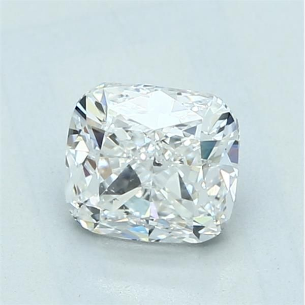1.10 Carat Cushion Loose Diamond, E, SI2, Excellent, GIA Certified