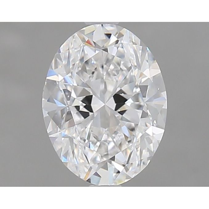 1.01 Carat Oval Loose Diamond, D, VS2, Excellent, GIA Certified