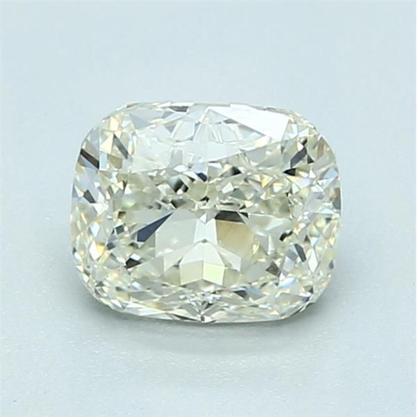 1.25 Carat Cushion Loose Diamond, M, VS1, Excellent, GIA Certified