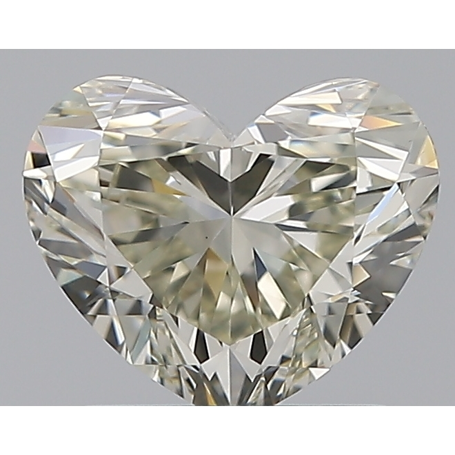 1.20 Carat Heart Loose Diamond, M, VS1, Super Ideal, GIA Certified | Thumbnail