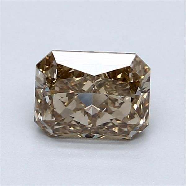 1.02 Carat Radiant Loose Diamond, FBY FBY, SI1, Excellent, GIA Certified
