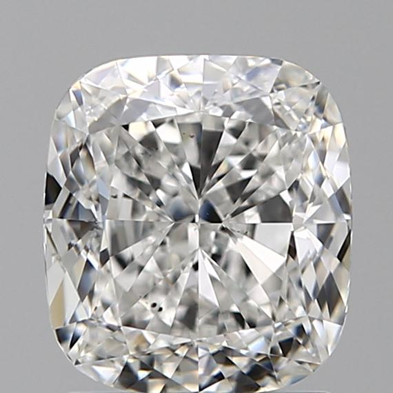 1.71 Carat Cushion Loose Diamond, G, VS2, Super Ideal, GIA Certified | Thumbnail