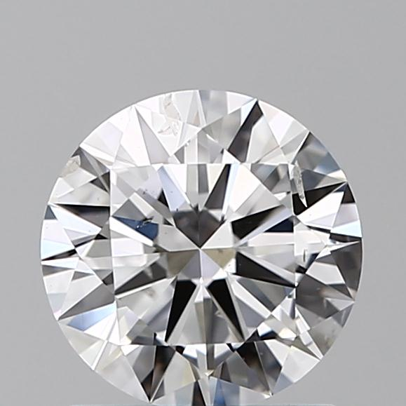 1.00 Carat Round Loose Diamond, F, SI2, Excellent, GIA Certified