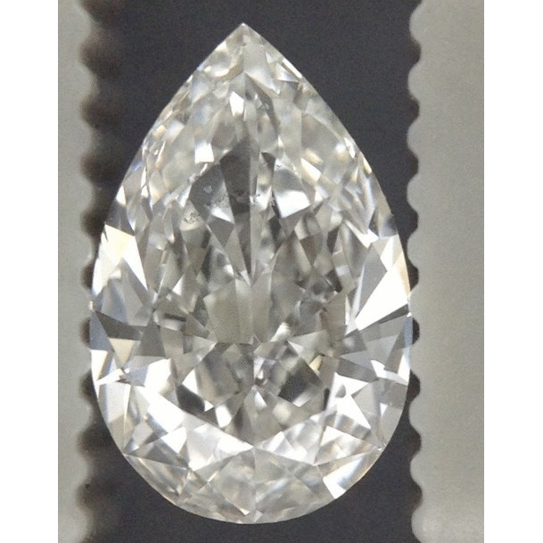 0.90 Carat Pear Loose Diamond, G, VS2, Excellent, GIA Certified