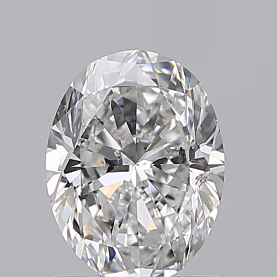 1.20 Carat Oval Loose Diamond, D, SI2, Excellent, GIA Certified