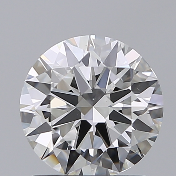 1.20 Carat Round Loose Diamond, H, VS2, Excellent, GIA Certified