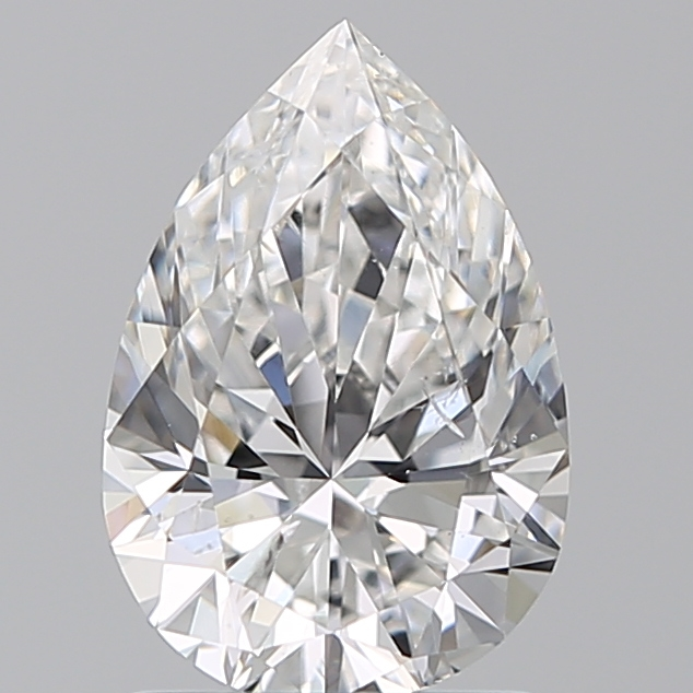1.20 Carat Pear Loose Diamond, F, SI2, Super Ideal, GIA Certified | Thumbnail